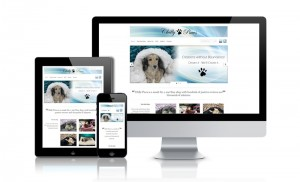 Chilly Paws Website