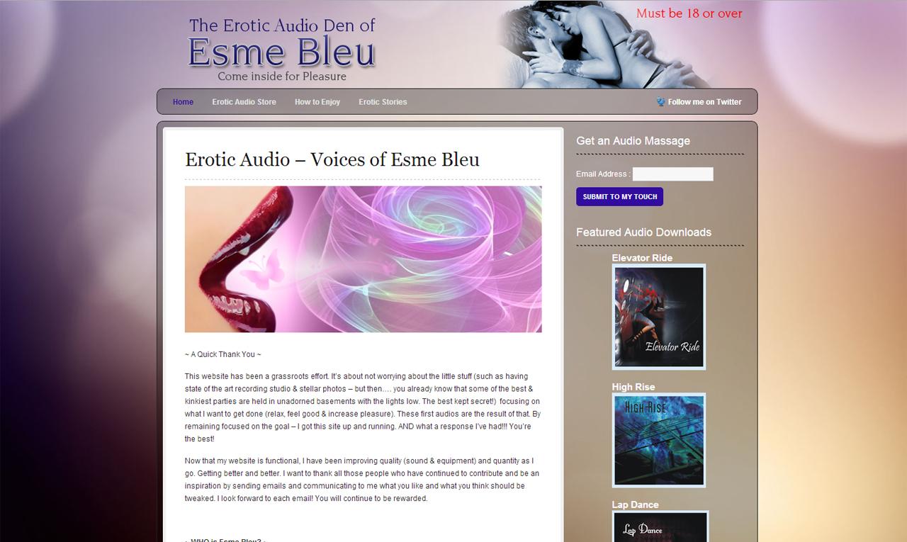 Esme Bleu