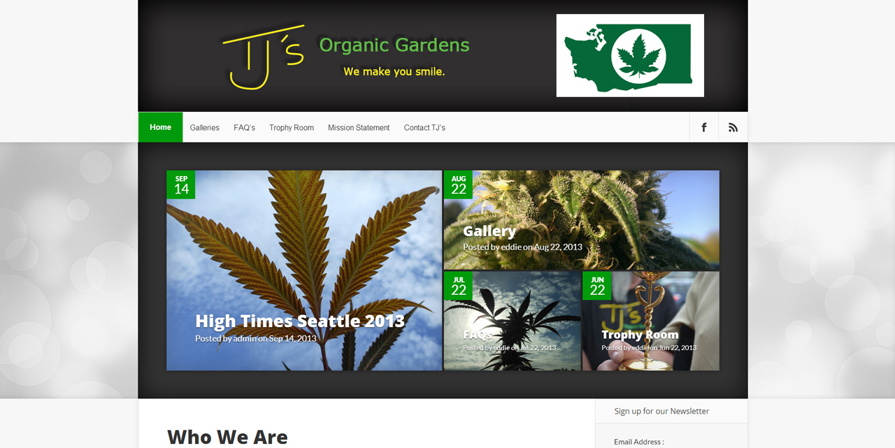 TJ's Gardens