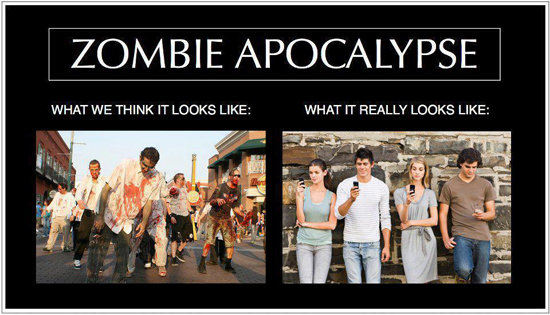 The Internet Zombie Apocalypse Survival Guide