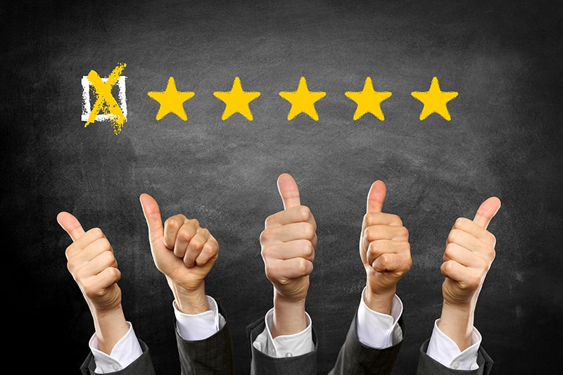 How to Get More Online Reviews Without Worrying About Bad Ones